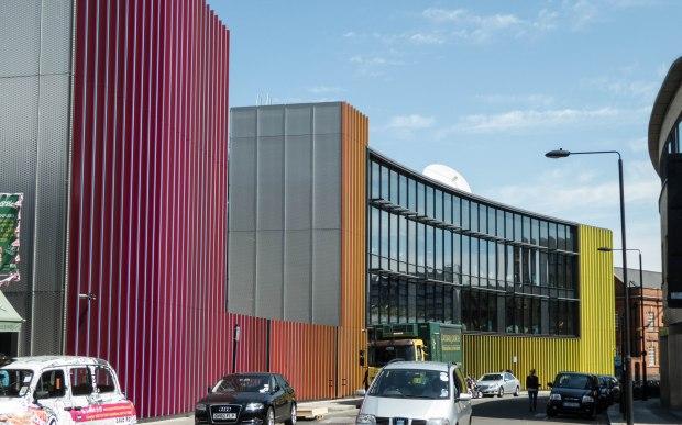 Camden Market colour._