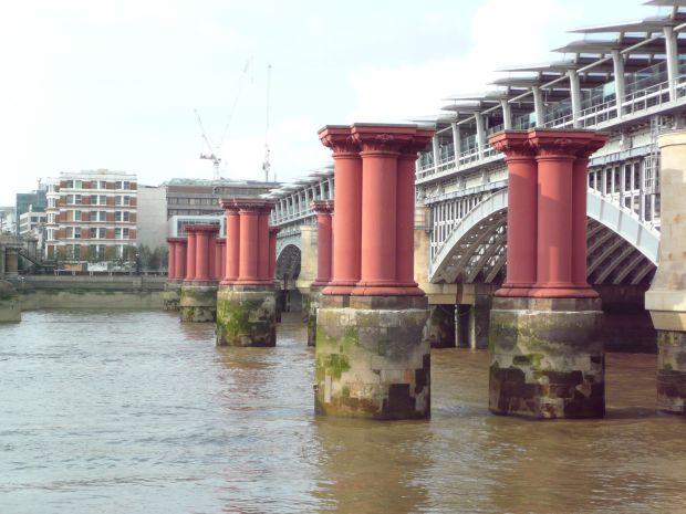 near southwark bridge