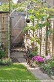 garden in May 2