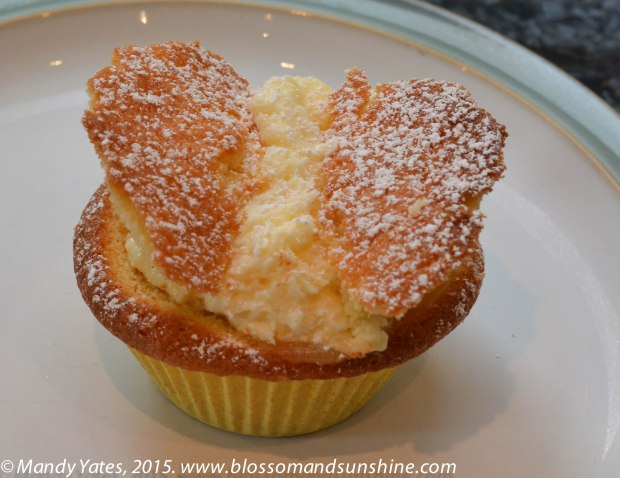 Lemon Curd Butterfly Fairy Cakes 2