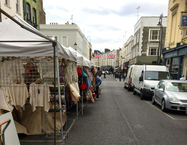 Portobello Road Wednesday 1