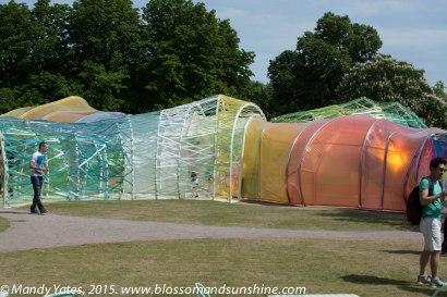Serpentine Pavilion 1