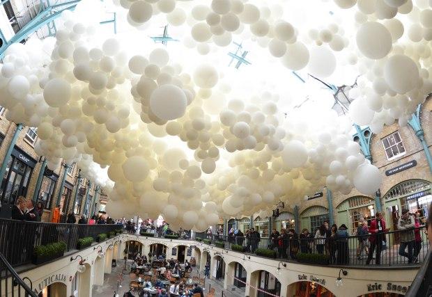 balloons convent garden. 4