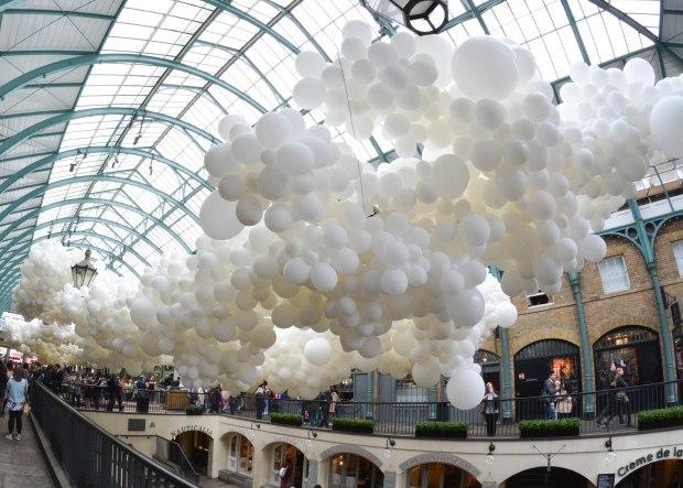 balloons convent garden