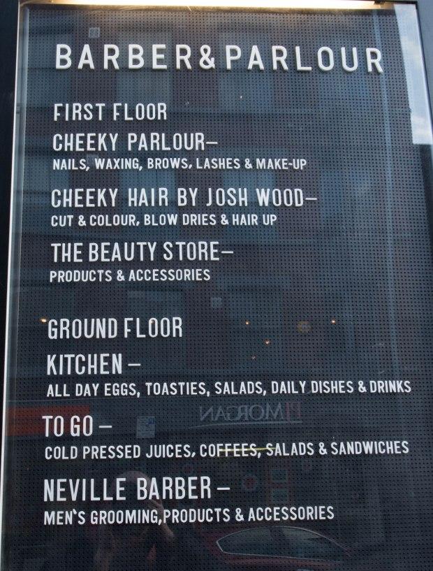 Barber & Parlour 2