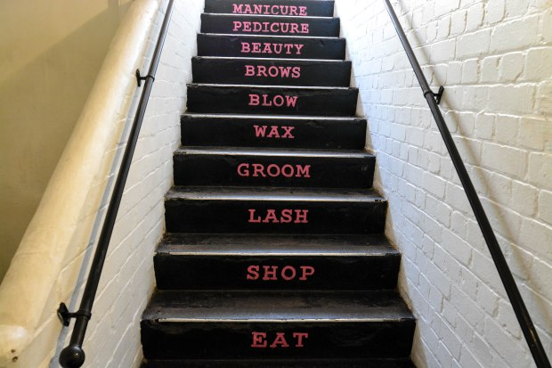 Barber & Parlour 8