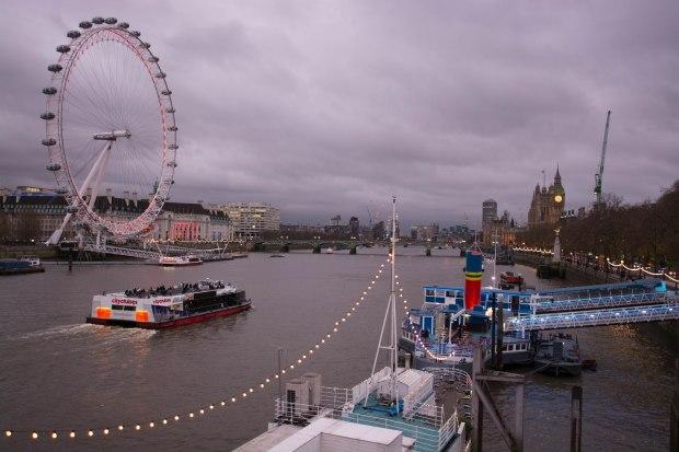 Evening Thames 1