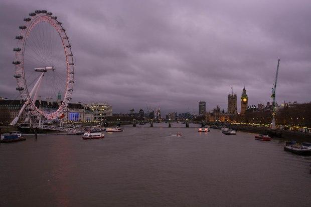 Evening Thames 2