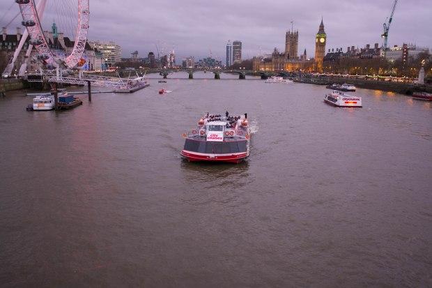 Evening Thames 3