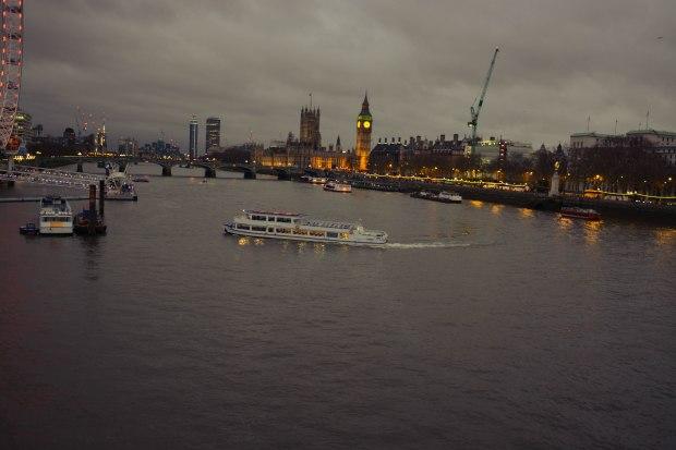 Evening Thames 4