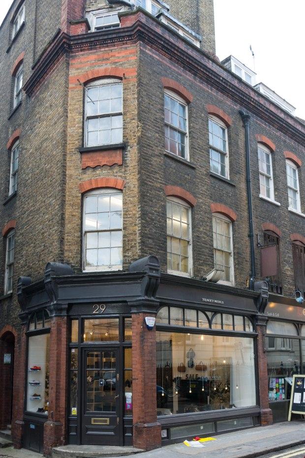 Marylebone Lane 3