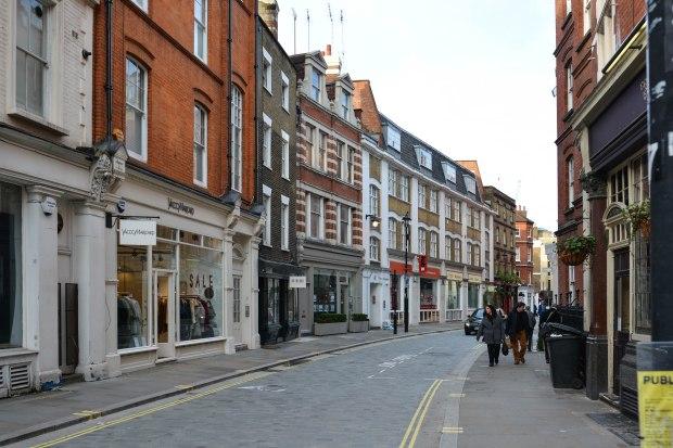 Marylebone Lane 4