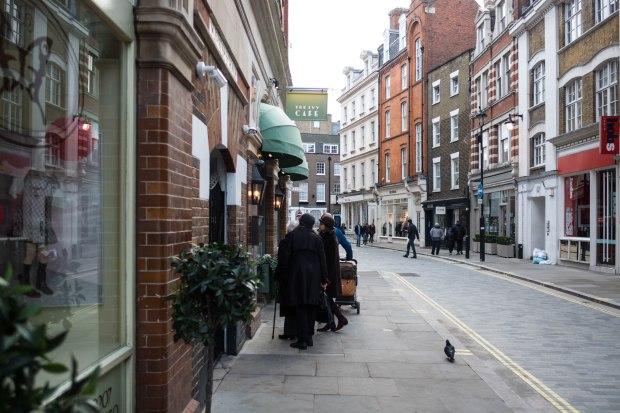 Marylebone Lane 8