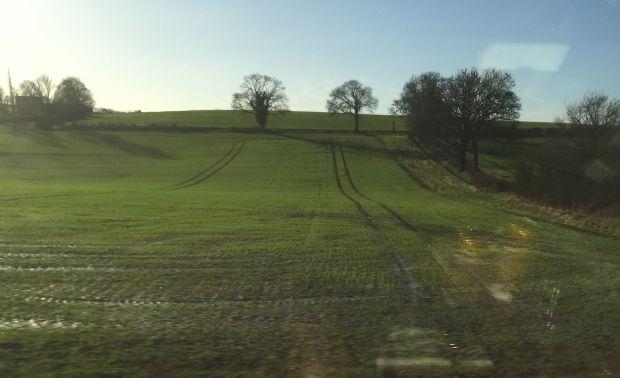 train journey 1