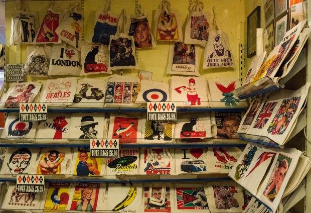 Vintage Magazine shop 7