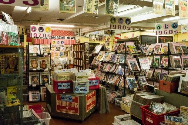 Vintage Magazine shop 8