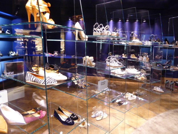 Selfridges shoes 1