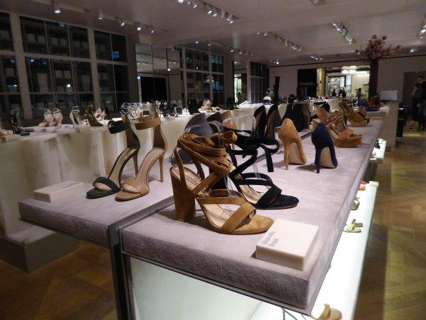 Selfridges shoes 3