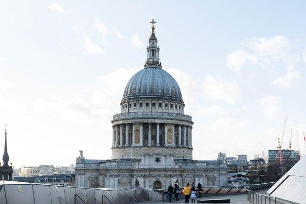 St Pauls dome 1