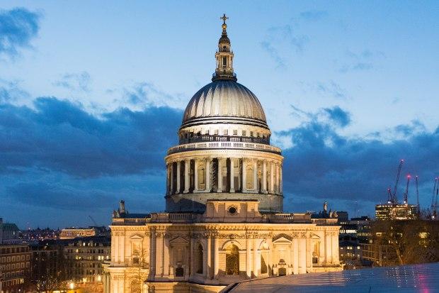 St Pauls dome 12