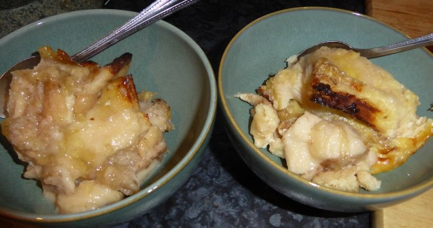 bread & butter pudding 3
