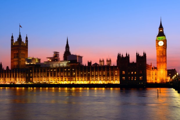 Palace of Westminster._