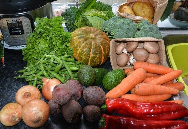 veg box 1