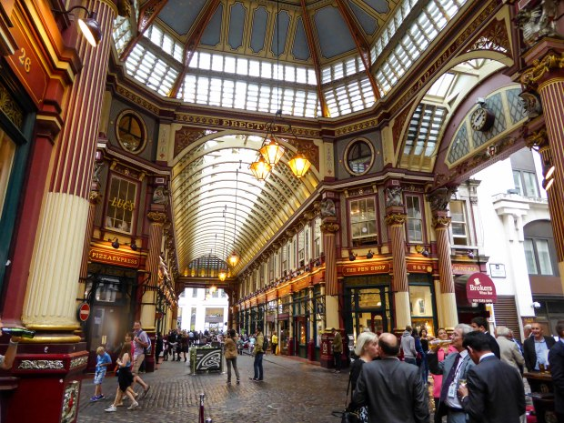 Leadenhall market 1 (1 of 1)