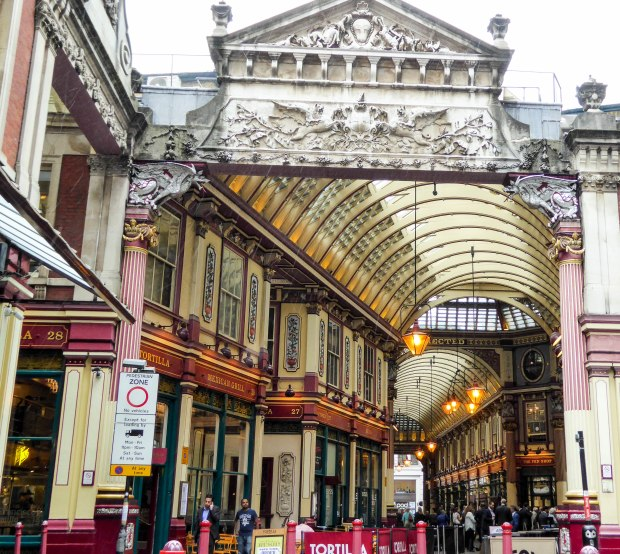 Leadenhall market 2 (1 of 1)